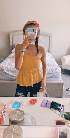 11 VSCO summer outfit ideas that you can copy right away Design & Roses Cute Summer Outfits Copy Design Ideas Outfit Roses Summer VSCO Teen Fashion Outfits, Outfits For Teens, Trendy Outfits, Girl Outfits, Unique Outfits, School Outfits, 1940s Outfits, Yoga Outfits, Workout Outfits