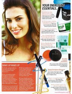Colour & Kohl in Bella Magazine