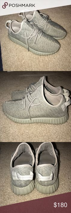 Adidas Yeezy Boost 350 Moonrock UA Pair of Men's size 8 Adidas Yeezy Boost 350 UA(Unauthorized) in Moonrock colorway. Used but decent condition. Does not come with original box and comes from smoke free and pet free home Adidas Shoes Athletic Shoes