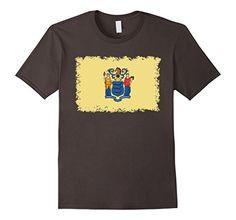 Men's New Jersey State Flag T-Shirt 2XL Asphalt LoneStarD... https://www.amazon.com/dp/B071CMJR71/ref=cm_sw_r_pi_dp_x_.Tm-ybF4C1D78 #newjersey  #newjerseyflag #newjerseytee