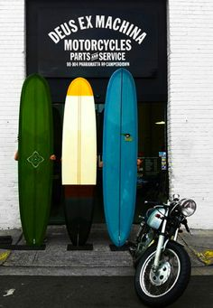 surfboards!