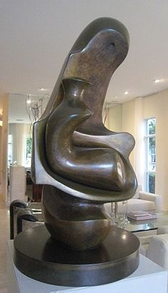 Henry Moore, Working Model for Mother and Child: Hood  (LH vol 6, no.850)