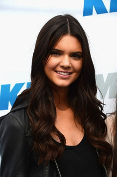 Kendall Jenner Long Curls