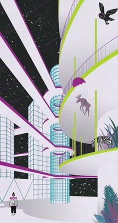 02dc638c5e Milano MegaWatt Utopia vs Dystopia Sonia Kwiatkowska