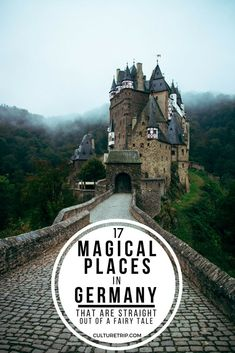 magical places in germany that are straight out of a fairytale
