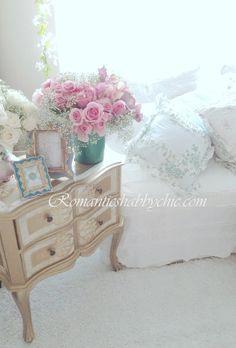 Romantikev.com Romantic shabby chic Italyan mobilyalar Salas dekorasyon Shabby chic evim
