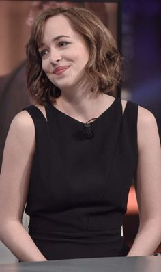 I think there's a part of a woman that wants to be the thing that breaks a man down.   - Dakota Johnson