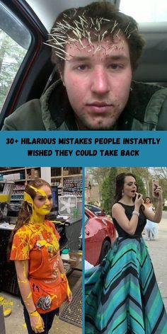 While we consider ourselves an intelligent life form, there are several among us whose actions would say otherwise. #30+ #Hilarious #Mistakes #Instantly