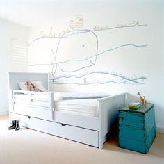 Murales para habitaciones de niños