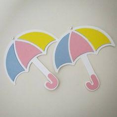 Aplique para tubetes scrap #festamenina  #festachuvadeamor #rainshowerparty  #showerparty  #showerbaby  #chadebebe