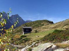 No more spring, not yet winter - Titlis, Switzerland.