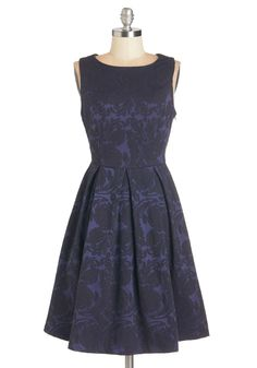Eva Franco Feeling Quite Fetching Dress