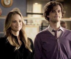 Criminal Minds JJ and Reid  Season 12