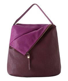 This Port Avis Hobo by Shiraleah is perfect! #zulilyfinds