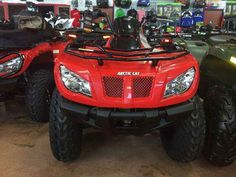 New 2015 Arctic Cat 450 ATVs For Sale in Indiana. 2015 Arctic Cat 450, INCLUDES FRONT AND REAR BRUSHGUARDS! The minimum operator age of this vehicle is 16.