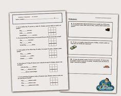 La Eduteca: RECURSOS PRIMARIA | Batería de problemas de matemáticas para 1º y 2º de Primaria.
