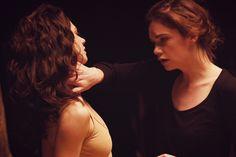 Ruth Wilson and Romany Pajdak in short film Eleanor © Alex Warren / Tobias Ross-Southall