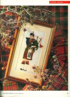 Gallery.ru / Фото #47 - Cross Stitch Collection 026 октябрь-ноябрь 1996 - tymannost