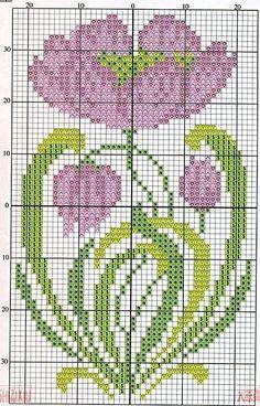 Cross Stitching, Cross Stitch Embroidery, Embroidery Patterns, Hand Embroidery, Cross Stitch Alphabet Patterns, Cross Stitch Designs, Cross Stitch Flowers, Baby Blanket Crochet, Needlepoint