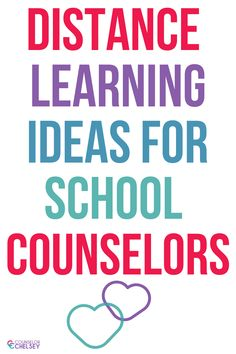 Are you not sure what to do now that your school has moved to distance learning? These ideas for school counselors will help you support your students and connect with parents and families regardless of their access to technology. School Counselor Lessons, School Counseling Office, Elementary School Counselor, School Social Work, Career Counseling, Elementary Schools, Counseling Quotes, Counseling Activities, Guidance Lessons