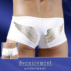 Shorty Angel - Svenjoyment Underwear - Maxim'Hom