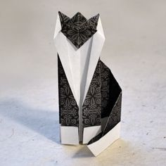 Origami Cats | Origami Cat Instructions Video