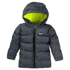 Nike Alliance Çocuk Kapsonlu Mont 622835075 | Vipçocuk