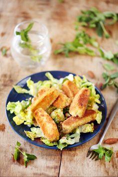 Voici une idée d'accompagnement pour vos viandes grillées, ou plus simplement avec du jambon et une salade verte. Ces croquettes de pommes de terre sont si