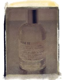 They say for men... women love it too! $146 Le Labo Rose 31 Parfume    Roses for men! The perfume's aim is clear: to transform the famous Grasse Rose, a symbol of voluptuousness and unqualified femininity in perfume, into an assertively virile fragrance for men…  The result is a model of its kind: alternating feminine/masculine