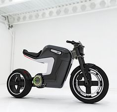Elektrische motorfiets: Bolt and beautiful | B R I G H T