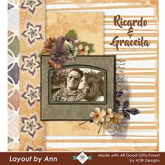 #AllGoodGifts Harvest and Forest kits are soft & romantic with watercolor elements mixed with realistic for an amazing combination and unique look. Think: county and state fairs, big harvest machinery traveling the highways, pumpkins and all types of squash, crisp apples and beautiful sunsets, all culminating with family around the Thanksgiving table; it is a magical time. The #CTHS Layout Artists loved working with these products to create layouts of family, friends, pets, nature ... it…