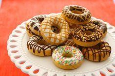 Recheio Mania: FAÇA & VENDA - Donuts Americanos