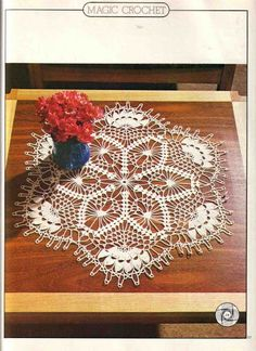 Magic crochet № 2 - Edivana - Picasa Web Albums