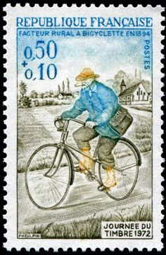 Bicycles on Stamps... - Stamp Community Forum - Page 7