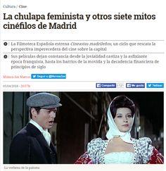 La chulapa feminista y otros siete mitos cinéfilos de Madrid    eldiarioes   01d86391bee