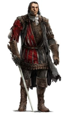 Assassin's Creed II Art & Pictures  Mario Auditore da Firenze