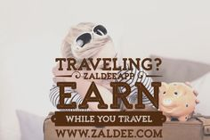 #ZaldeeApp (www.zaldee.com) is helping people recover 20-30% of your travel costs while traveling to your destination. Have you started using ZALDEE App? List your Journey and Make money. ❤️ Download ZALDEE app. It's FREE on App Store and Play store.  Zaldee® connects travelers and senders  #ZALDEE #EarnWhileYouTravel #ZaldeeApp #ShipOnDemand #package #luggage #baggage #journey #courier #ExcessBaggage #shipping #travel #traveling #sharing #BudgetTravel #FreeMoney #vacation #LoveZaldeeApp