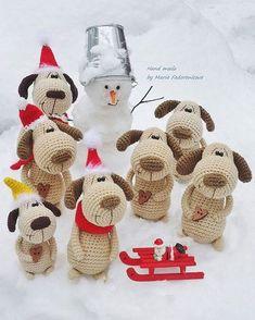 Автор фото @mariafedorenkova - подписывайте свои фото тегом #weamiguru, лучшие попадут в нашу ленту! #amigurumi #crochet #knitting #cute #handmade #амигуруми #вязание #игрушки #интересное #ручнаяработа #toys #cute #amigurumilove #хендмейд