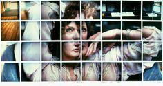 David Hockney, Celia, Los Angeles, April 10th, 1982. Composite Polaroid.