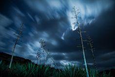 Desgarrando las nubes