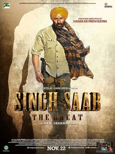 Buy Singh Saab The Great Movie Music Audio CD at www.greatdealworld.com