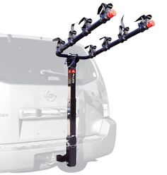 Allen Sports Deluxe 4-Bike Hitch Mount Rack with 2-Inch Receiver  #car #bike #carriers #rack #mount #bicyclecarrier #bicycleracks