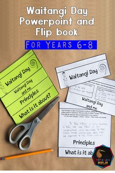 Waitangi Day Powerpoint and Flip Book for years 6 Waitangi Day Activity for senior primary classrooms - years you looking for an activity that explains the Treaty of Waitangi in an accessible and engaging way for Primary Students? Montessori Elementary, Montessori Education, Primary Classroom, School Classroom, Classroom Ideas, Interactive Activities, Interactive Notebooks, Treaty Of Waitangi, Waitangi Day