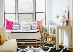 Casa de Blogueira: Apartamento repaginado de Aramide Esubi