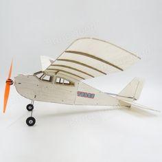 TY Modell LX17 375mm Spannweite Balsa Holz Laser Cut RC Flugzeug KIT Verkauf - Banggood.com