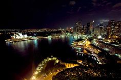 Sydney Harbour, with the famous Opera House on the left. Image source / © copyright [link on site]