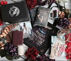 Have you ordered the April @fairyloot box yet???? The theme is whimsical journeys and the box is perfect for fans of Fantastic Beasts The Hobbit Chronicles of Narnia the Darkest Minds and Percy Jackson!!! . The book included is a stunning new release that has magic romance and Viking lore!!! It will also come with an exclusive foil lettered cover!!!! . There will be an exclusive tote designed by @stellabookishart and something amazing from @inkandwonder.designs!!! . Supplies are running low…