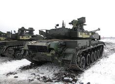 Ukrainian main battle tank 'BM Oplot'
