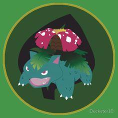 Grass Type-Venusaur! by Duckster18