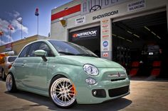 2012 Fiat 500 CCW LM16 | Flickr - Photo Sharing!